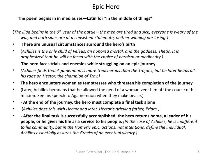 essay on achilles in the iliad Free essays ramayana and the illiad in the iliad, achilles is shown as an arrogant warrior who detests authority and his reaction to his injustice is shown as him drawing his sword towards agamemnon.