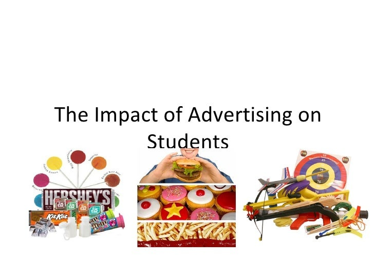 impact of advertisement Impact of advertisement 1 23/7/2012 2 23/7/2012 3 topics to be covered • father of advertising • advertisement • pros and cons of advertisement • types of advertising • impact of advertisement • impact of advertisement on children • impact of advertisement on youngster • conclusion23/7/2012.