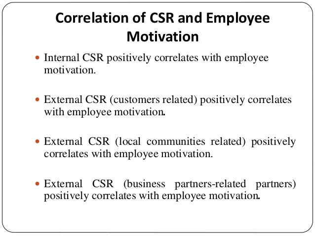 effect of motivation on employees productivity