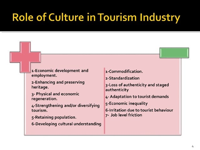 cultural impact of tourism thailand Improvement of travel & tourism services / 'cultural convenience' (is when a relocated tourist opens a business, assisting local government with tourism, language and cultural issues - applicable to a even if the tourists are careful, their actions would have a negative impact on environment, like water, air quality possibly.