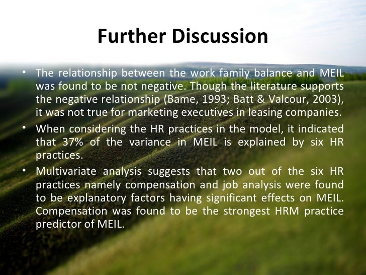 """impact of hrm practices Issues and its impact on organizational performance in today""""s competitive and rapidly changing business world, organizations especially in the service  this assertion, sang (2005) also found a positive influence of human resource management practices (namely, human resource planning, staffing, incentives, appraisal, training, team work."""
