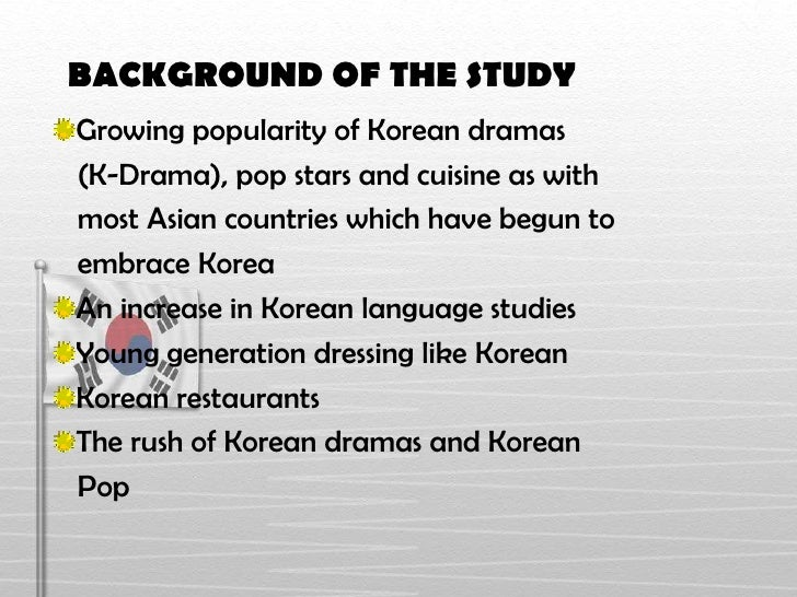 The impact of k pop wave towards students lifestyle