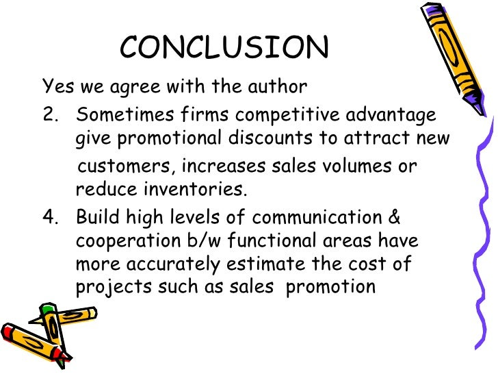 impact of sales promotion on sales The impact of sales promotion on organization effectiveness in nigerian manufacturing industry  the impact of sales promotion on.