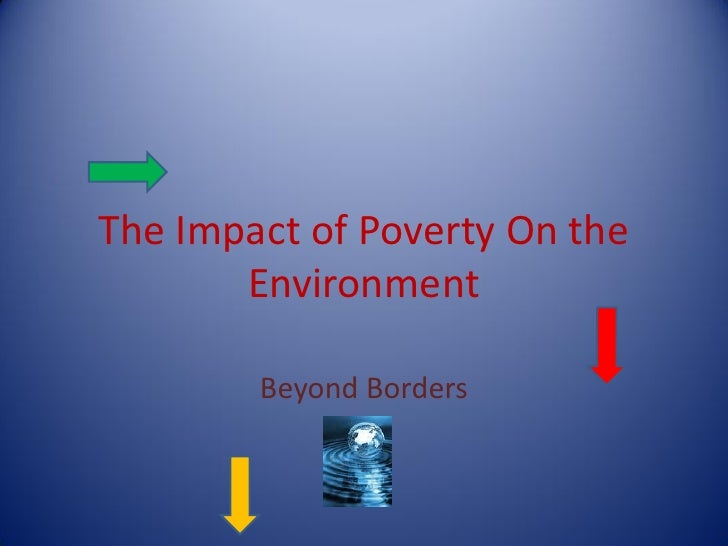 the impact of poverty on a There is consensus in the literature that conflict impacts on poverty, but evidence on how this impact occurs is often limited, unsystematic, and sometimes contradictory.