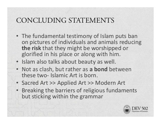 the impact of the islamic religion In this article, we use the phrase arts of the islamic world to emphasize that the art discussed was created in a world where islam was a dominant religion or a major cultural force but was not necessarily religious art.