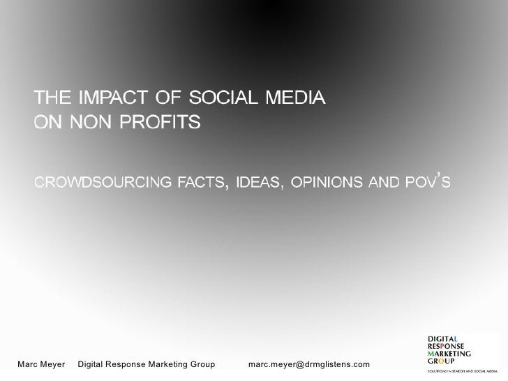 Marc Meyer  Digital Response Marketing Group  [email_address]