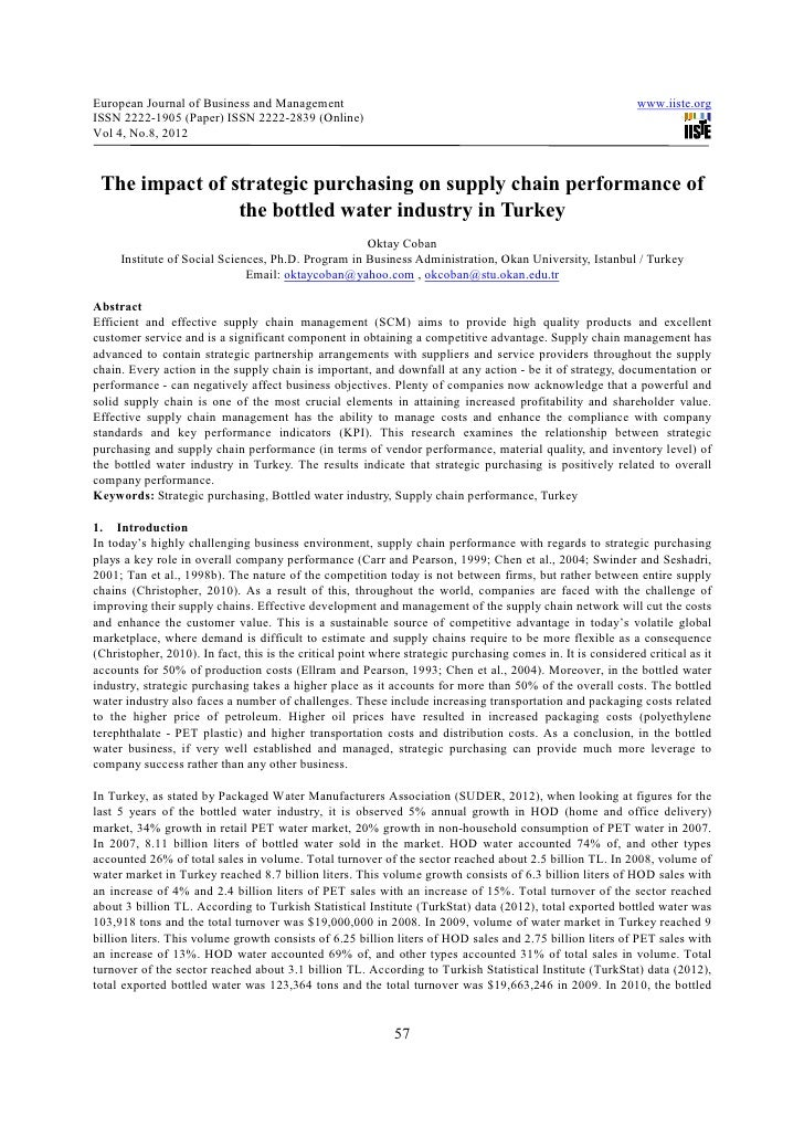 European Journal of Business and Management                                                                  www.iiste.org...