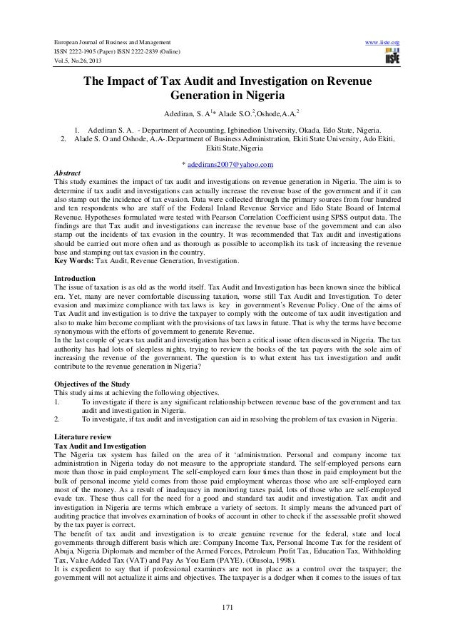 European Journal of Business and Management ISSN 2222-1905 (Paper) ISSN 2222-2839 (Online) Vol.5, No.26, 2013  www.iiste.o...
