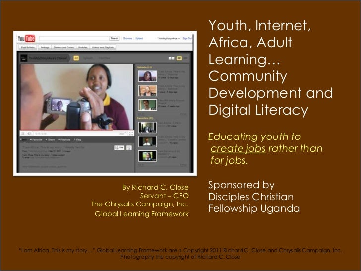 Youth, Internet,                                                                         Africa, Adult                    ...