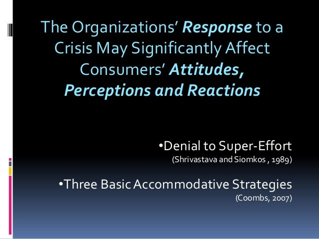 product harm crisis A product harm crisis is a negative event which occurs when a defective or tainted product is launched into the market and discovered it reaches crisis stage when the product's defects are discovered, and swift crisis management strategies need to be implemented to lessen the damage to the company brand.
