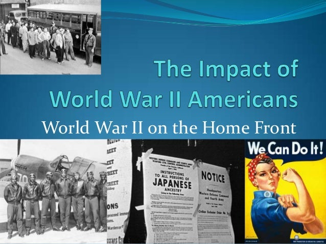 the impact of world war i and constructivism During both world war i and world war ii behavioral changes, especially with regard to militaristic support and alliance formation, were based upon changes in the.