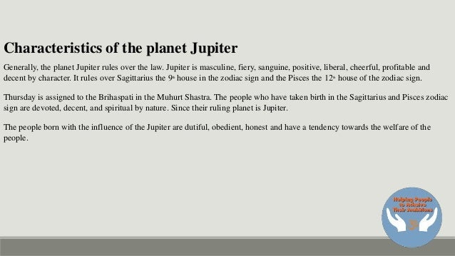Mythology of Planet Jupiter
