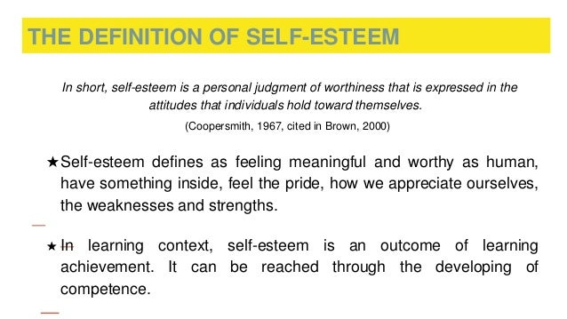 Social skills and self-esteem - ScienceDirect