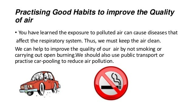 how does car cause air pollution
