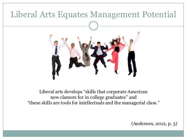 article liberal arts education