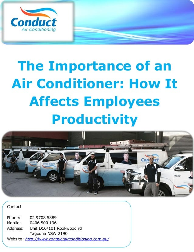 Workplace Temperature Can Affect Employee Creativity and Output