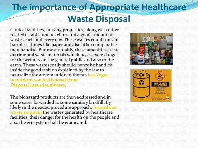 Importance of Waste Management