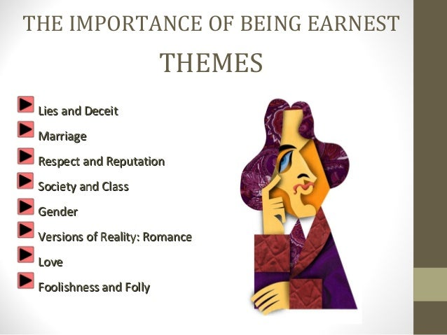 examples of satire in the importance of being earnest