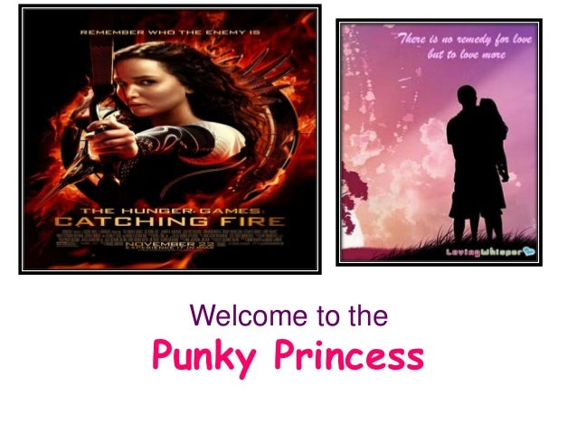 Welcome to the  Punky Princess