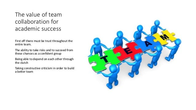 Collaborative For Student Success ~ The importance of collaboration