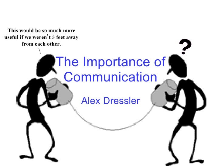 role of communication This article is a hybrid listing of aspects of communication that are especially important to assess and track with children/students with an autism spectrum disorder (asd) the article is designed to give a basic orientation to people outside o.