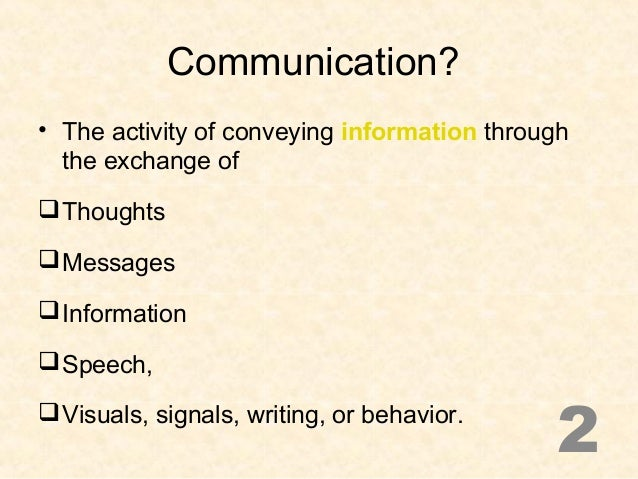 the importance of communication skills There were times that you were having trouble in communicating, don't worry we have all been there you can't get a job having poor communication skills.