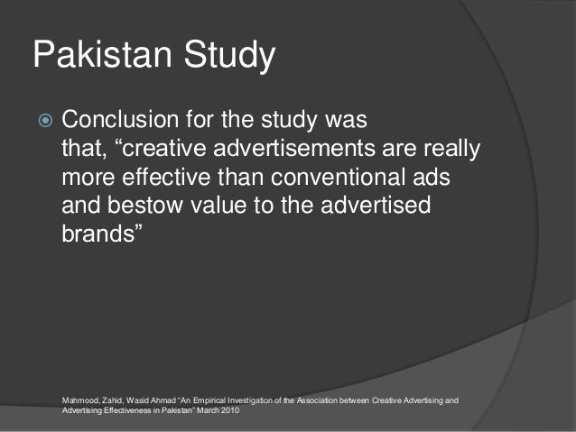 importance of creativity in advertising pdf