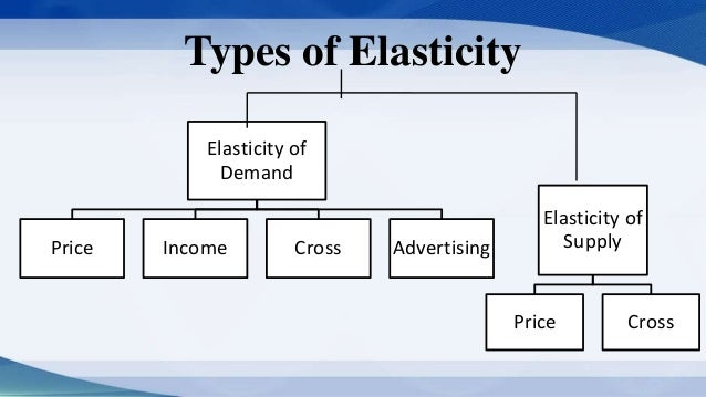 The Importance Of Elasticity Of Demand Supply Mba Microeconomics