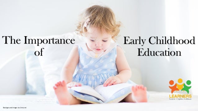 the importance of early art education Early childhood is all about discovery young children learn from exploring the world around them: observing, reaching, touching, smelling, tasting, mimicking and more.