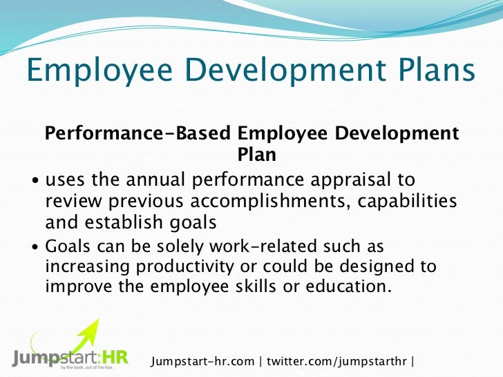 The Importance Of Employee Development