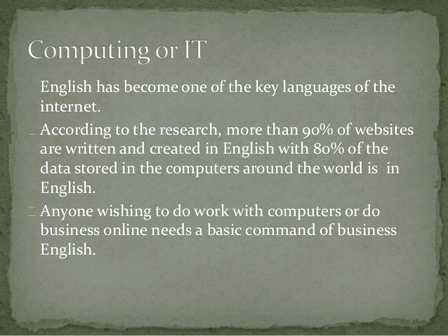 importance of computer in modern business The 10 most important computers from the last 30 years  modern computing  exploded and suddenly there was a rush to see who could.