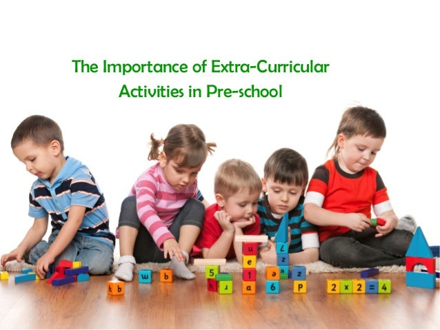 role of extracurricular activities in education
