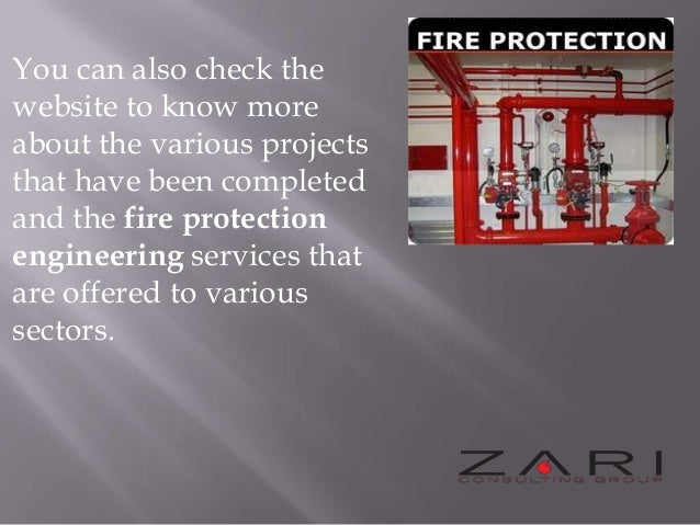 The importance of fire protection engineering services