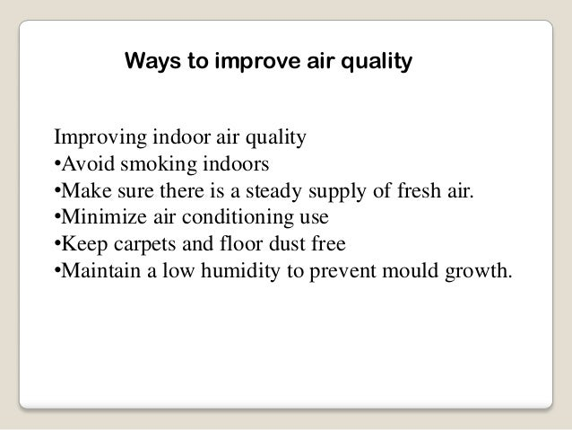 the importance of air essay Why is it important to care about the environment and the dune systems on our beaches form natural barriers to storm waves and provide important healthy air.
