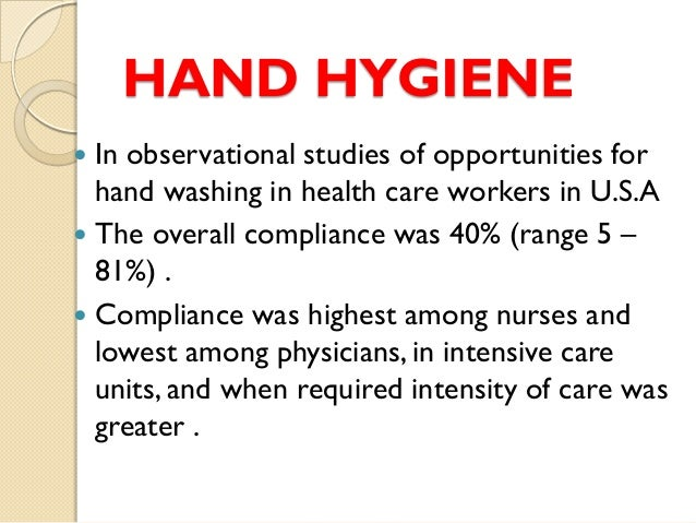 the importance of infection control in hospitals Western sussex hospitals  services  infection control  why is handwashing so important  reminded of the importance of hand  infection control.