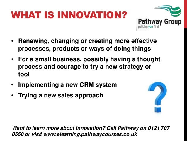 importance of innovation You cannot over-communicate when you are asking your organization to change every successful executive, who has led a successful change management effort, expresses.