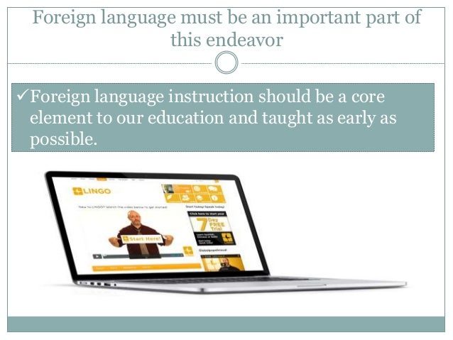 Importance of Learning Languages Essay