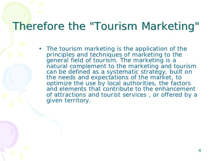 Tourism an Important Sector of Economy Development