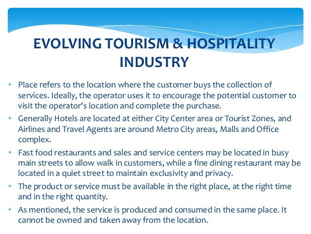 importance of location in hotel industry
