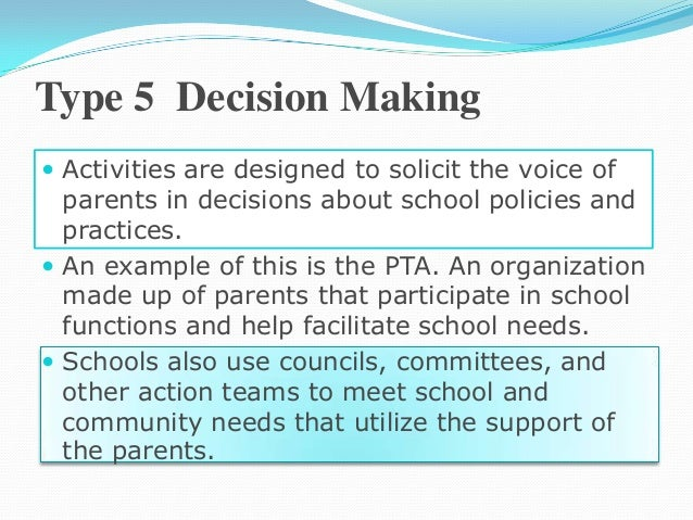 parental involvement is very important in In the field of study related to the effective schools movement, parental  involvement has been argued to be an essential component to improve global  school.