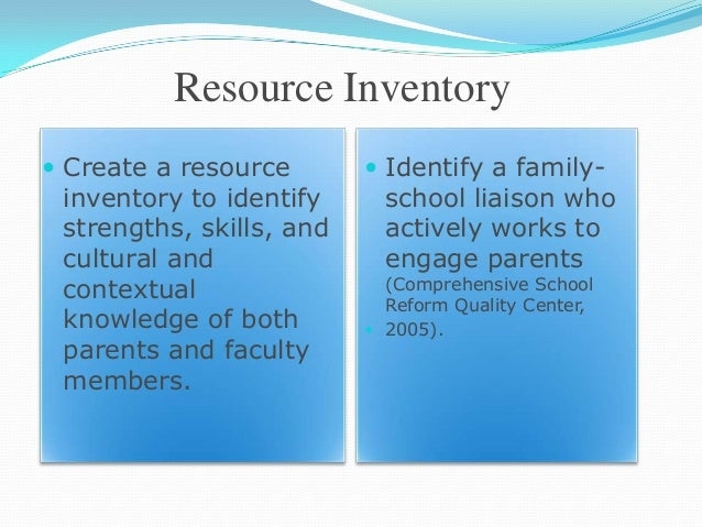 the importance of parental involvement in Many experts in the field of education in the last decade have emphasized the importance of play-based curriculum and its parent involvement in early literacy is.