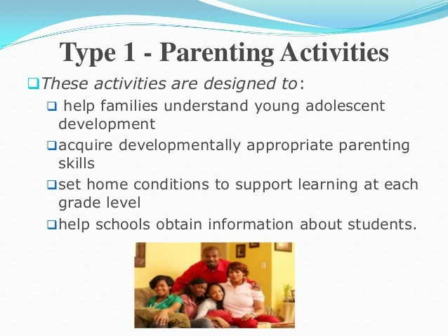 family and parental involvement ppt