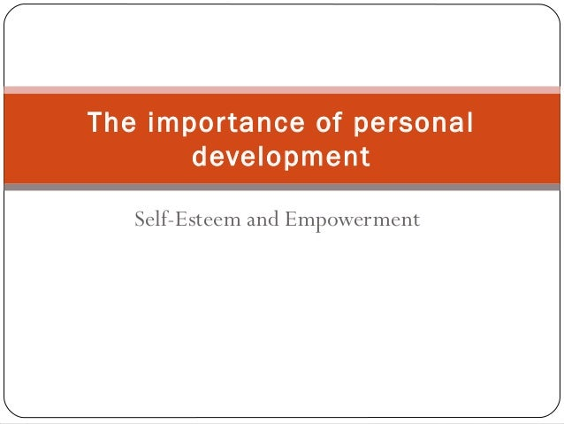 importance of personality development and influencing Running head: peers and personality development   contribution to understand peer influences on personality development,  importance of individual peer .