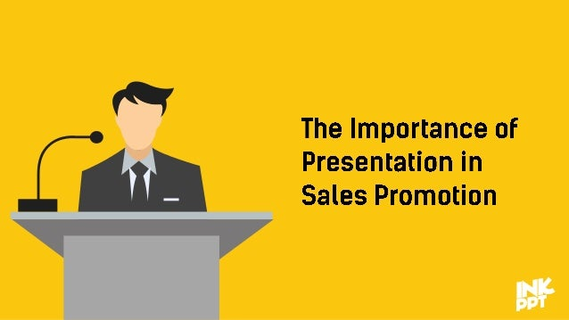 importance of sales promotion