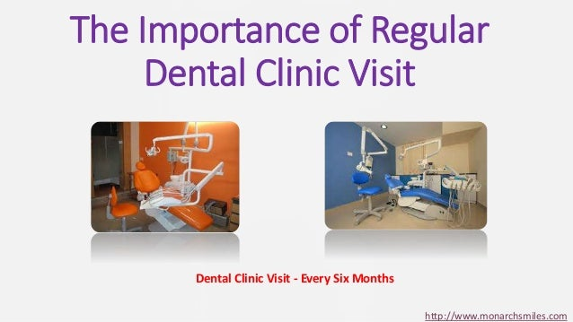 The importance of regular dental clinic visits
