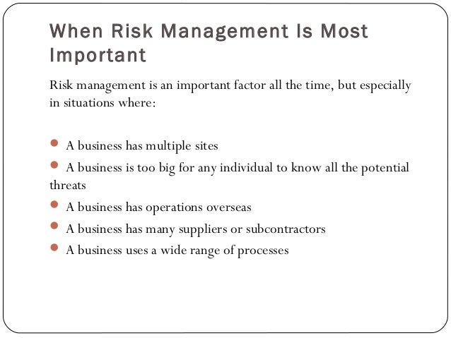 Why Is Operation Management Important?