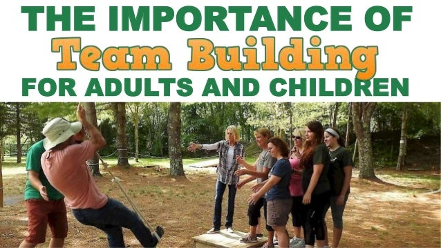 THE IMPORTANCE OF FOR ADULTS AND CHILDREN