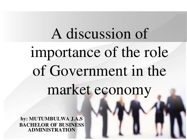 role of government essay Free essay: the appropriate role of government in the economy consists of six  major functions of interventions in the markets economy governments provide.