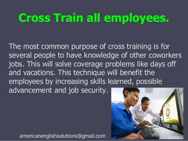 how to train the untrainable employee