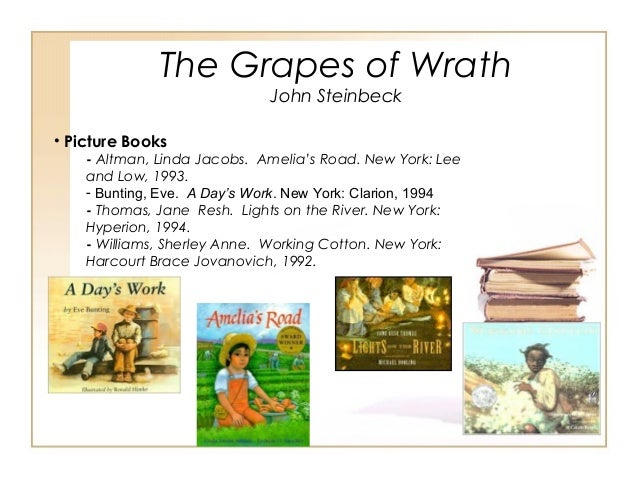 the many styles and techniques used in john steinbecks the grapes of wrath Explain the style of john steinbeck's novel the grapes of wrath 1 educator answer what literary devices are used in john steinbeck's book, the grapes of wrath.